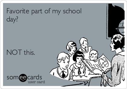 SchoolDay1