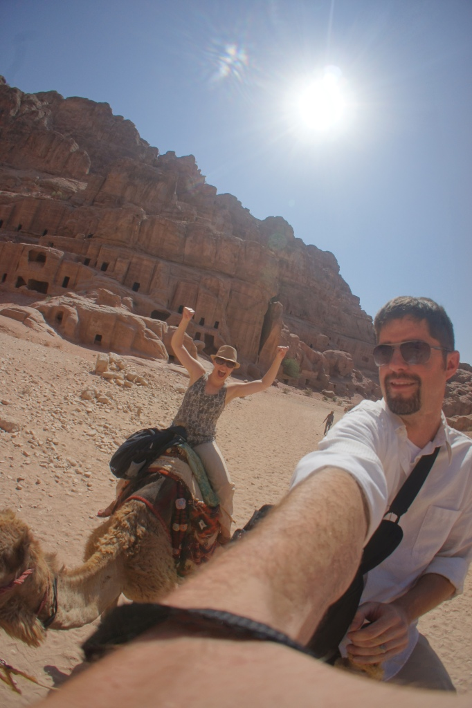 I have ridden a camel. It had long eyelashes and tried to kill me. I still loved it.