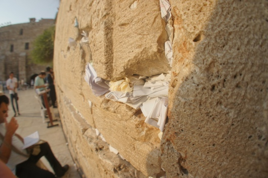 Taken in Jerusalem, Wailing Wall, 2012