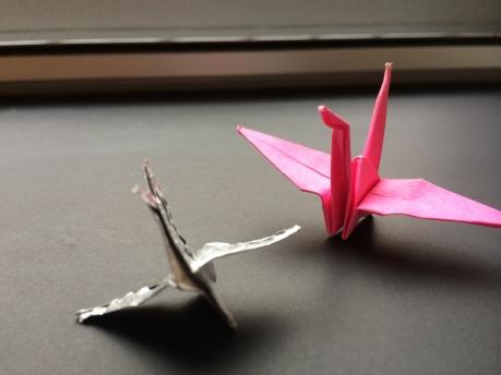 PaperCranes